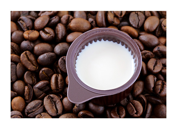 condensed milk with our Metropolitan coffee house coffee products